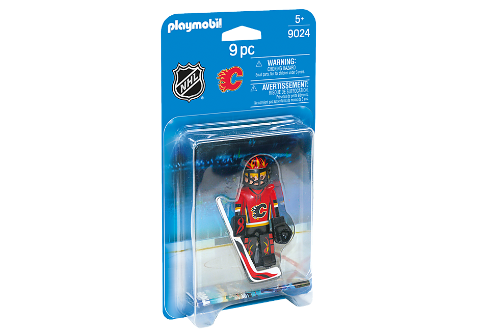 9024 NHL™ Calgary Flames™ Goalie detail image 2