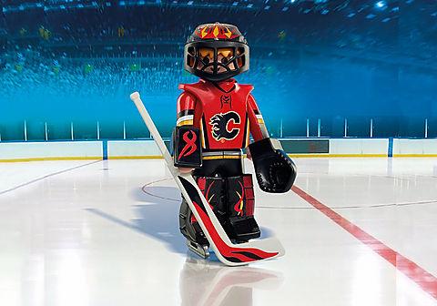 9024 NHL Portero Calgary Flames