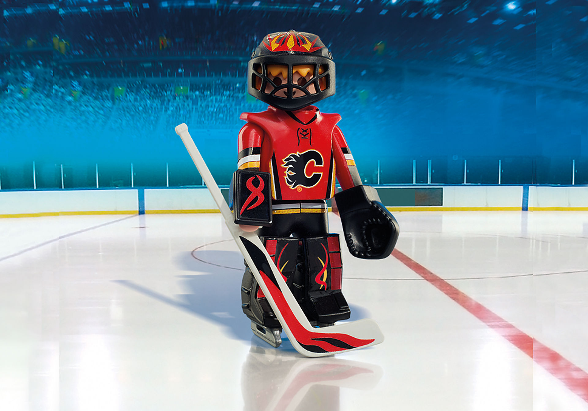 9024 NHL Portero Calgary Flames zoom image1