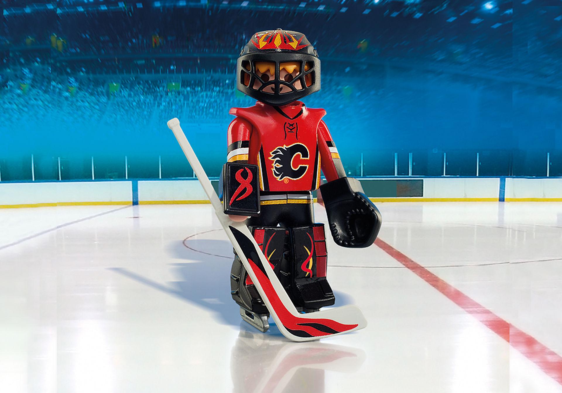 9024 NHL™ Calgary Flames™ Goalie zoom image1
