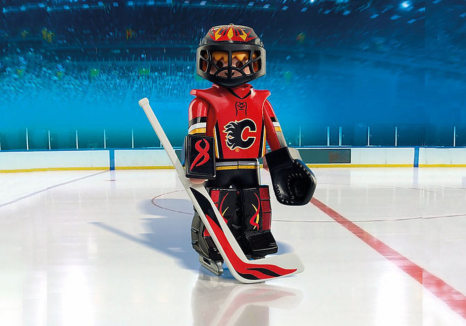 9024 NHL™ Calgary Flames™ Goalie detail image 1