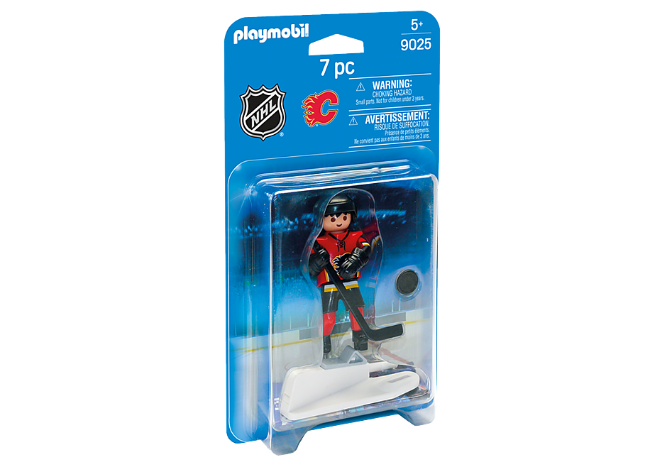 9025 NHL® Calgary Flames® Player detail image 2
