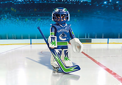 9026 NHL® Vancouver Canucks® Goalie
