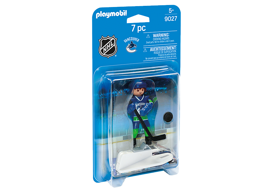 9027 NHL® Vancouver Canucks® Player detail image 2