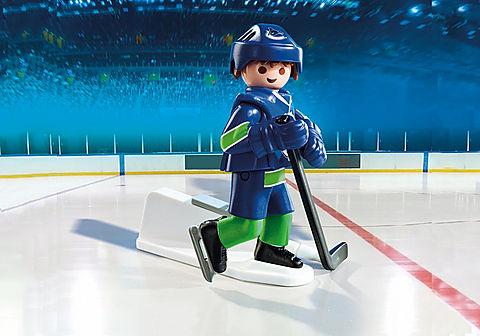 9027 NHL Jugador Vancouver Canucks
