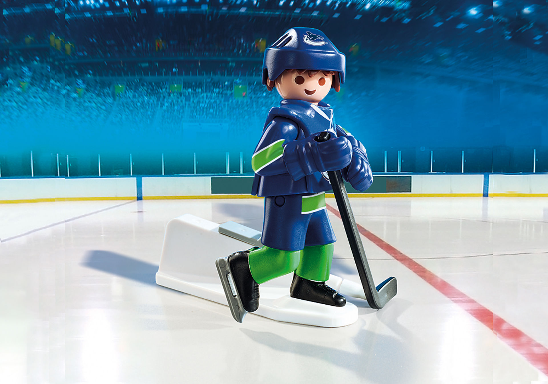 9027 NHL® Vancouver Canucks® Player zoom image1