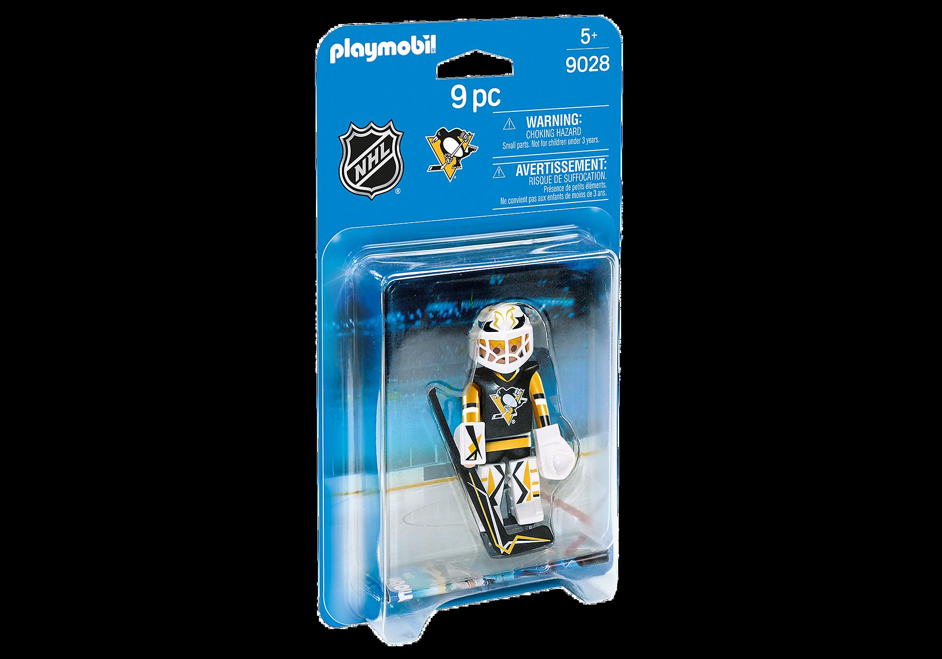 9028 NHL® Pittsburgh Penguins® Goalie zoom image2