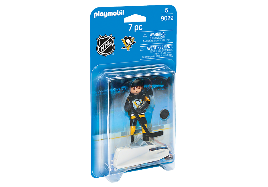 9029 NHL® Pittsburgh Penguins® Player detail image 2