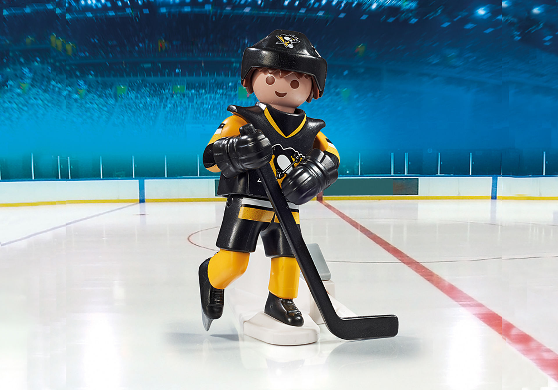 9029 NHL® Pittsburgh Penguins® Player zoom image1