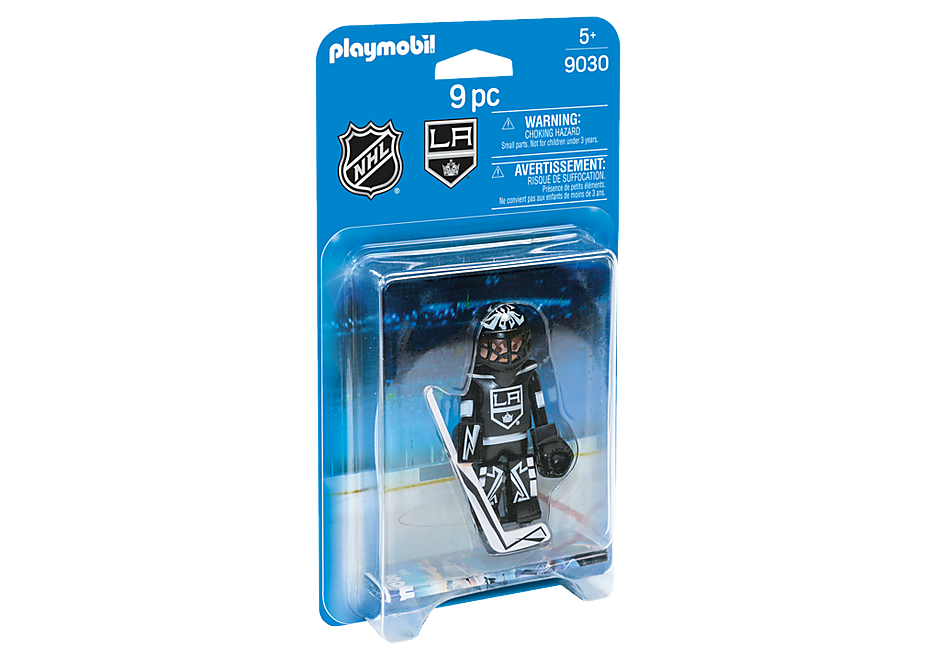9030 NHL® Los Angeles Kings® Goalie detail image 2