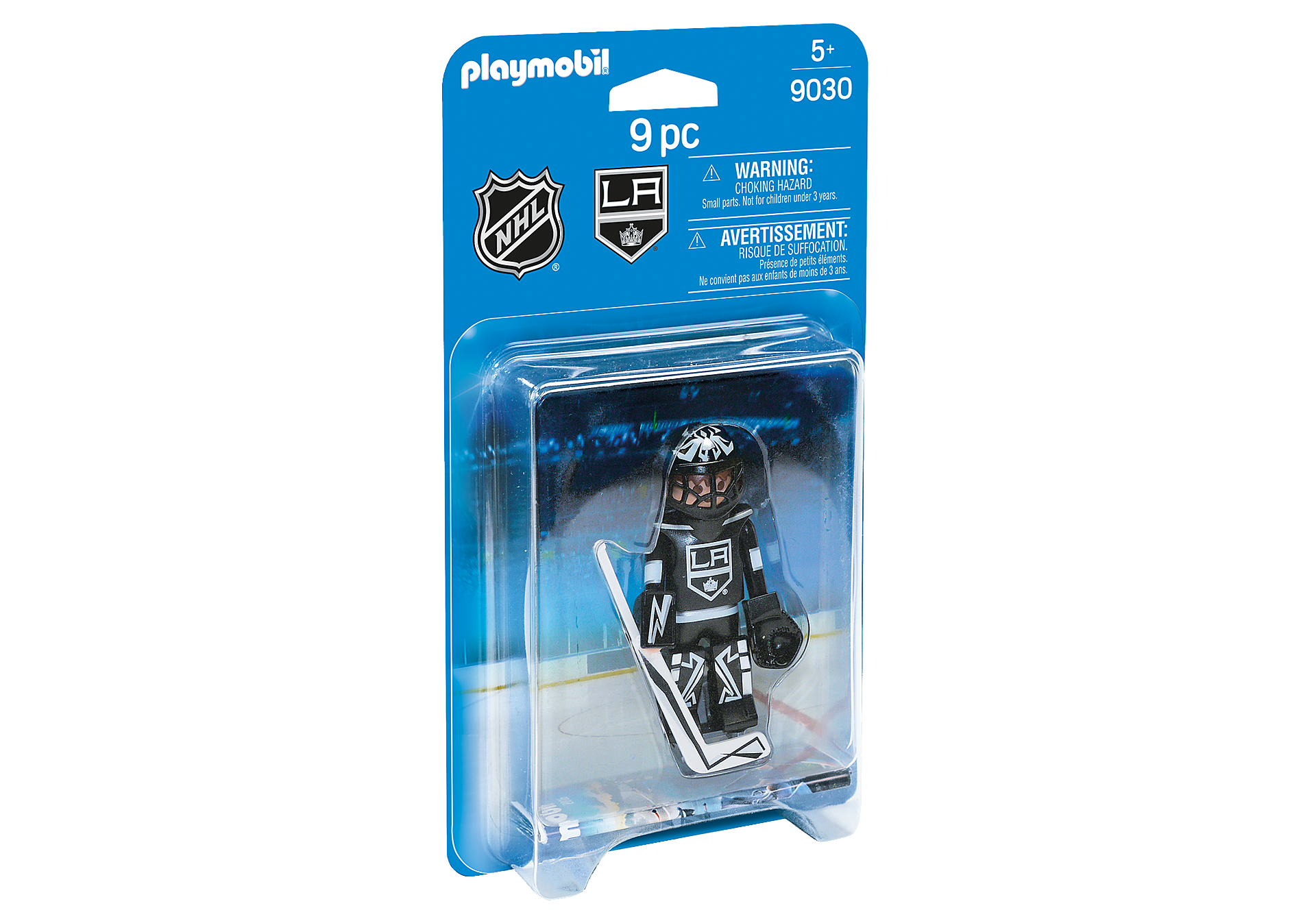 9030 NHL™ Los Angeles Kings™ Goalie zoom image2