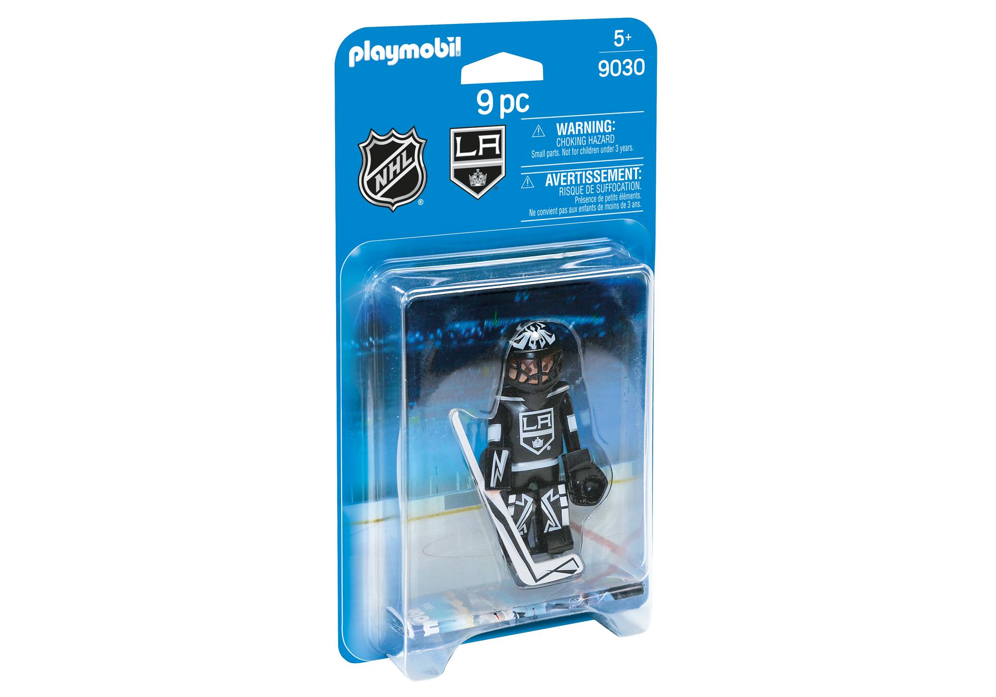 http://media.playmobil.com/i/playmobil/9030_product_box_front/NHL® Los Angeles Kings® Goalie