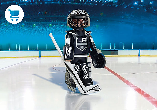 9030_product_detail/NHL® Los Angeles Kings® Goalie