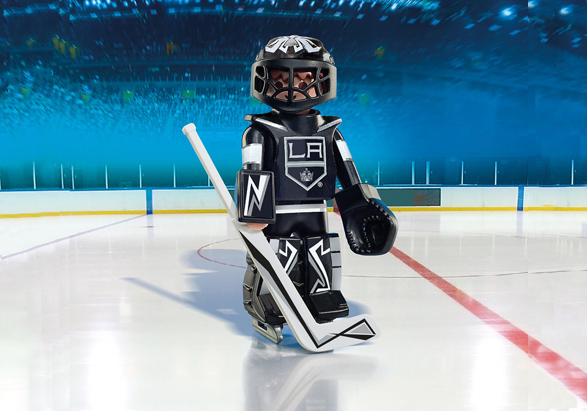 9030 NHL™ Los Angeles Kings™ Goalie zoom image1