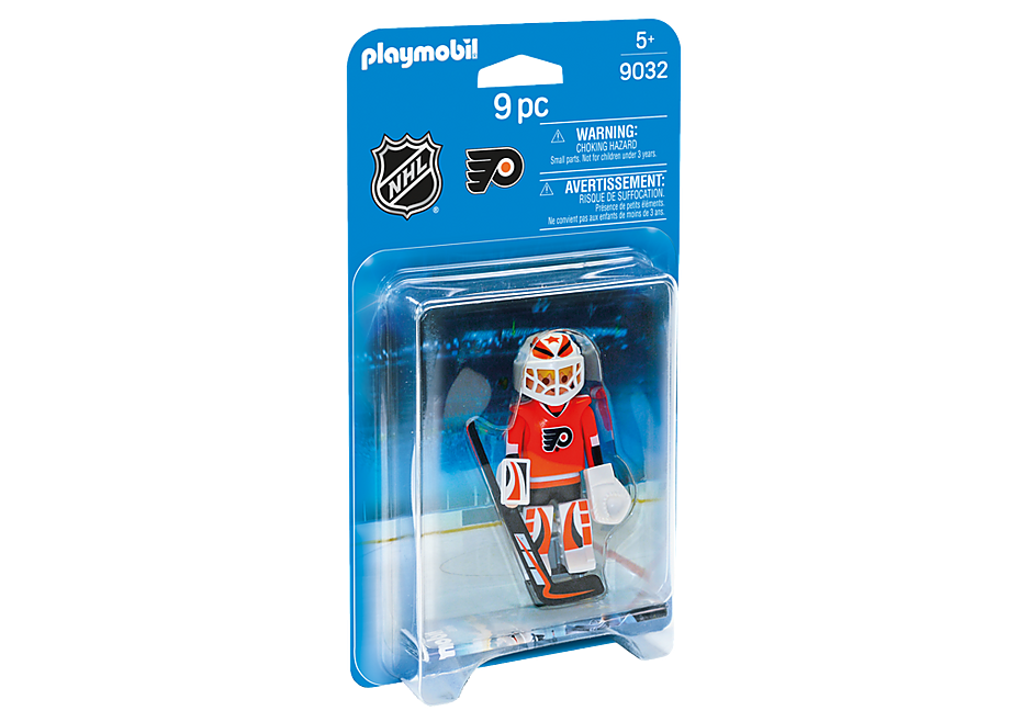 9032 NHL® Philadelphia Flyers® Goalie detail image 2