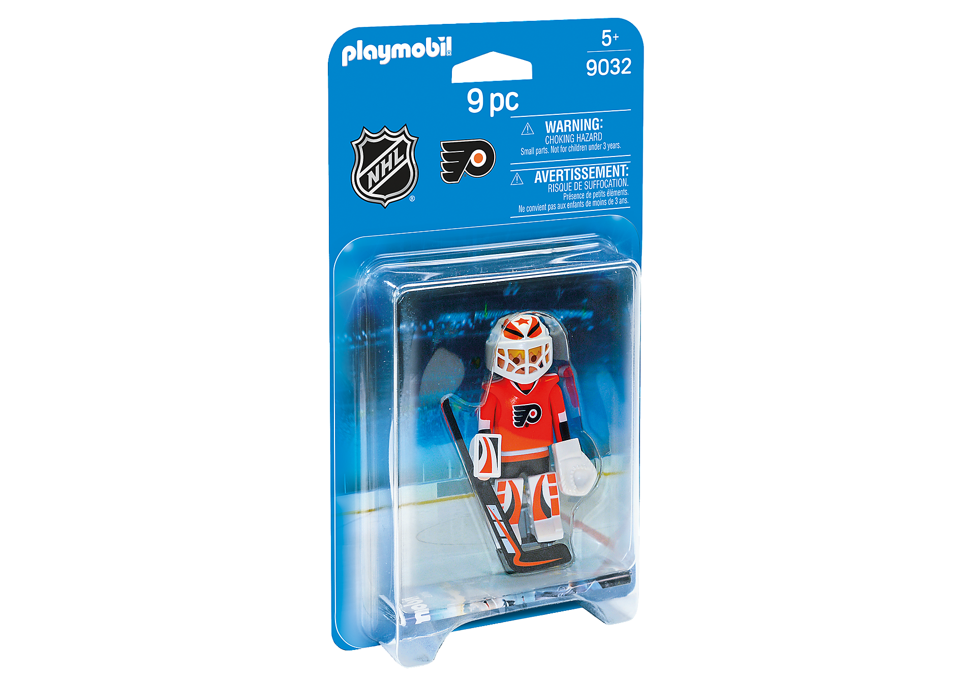 9032 NHL™ Philadelphia Flyers™ Goalie zoom image2