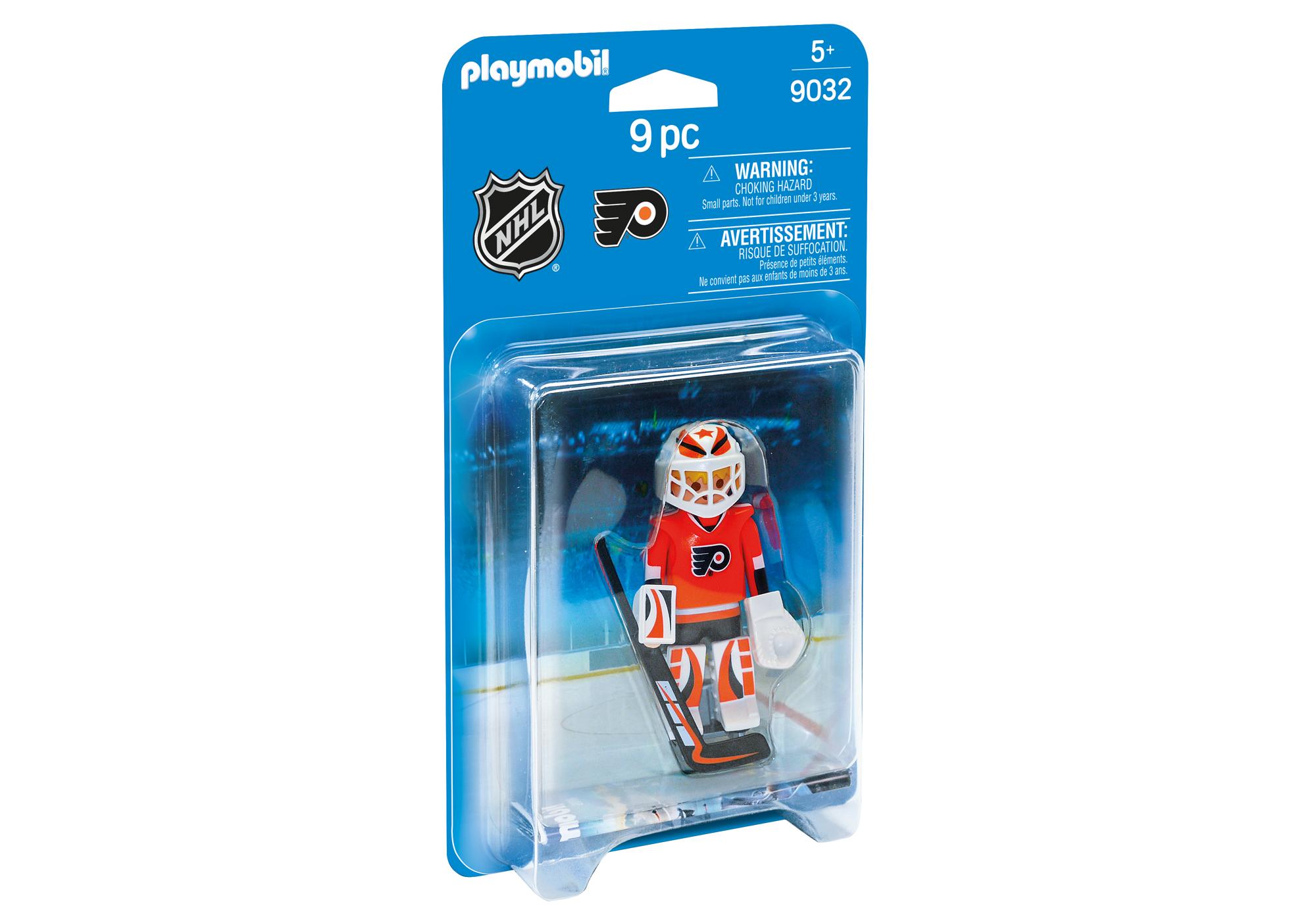 http://media.playmobil.com/i/playmobil/9032_product_box_front/NHL® Philadelphia Flyers® Goalie