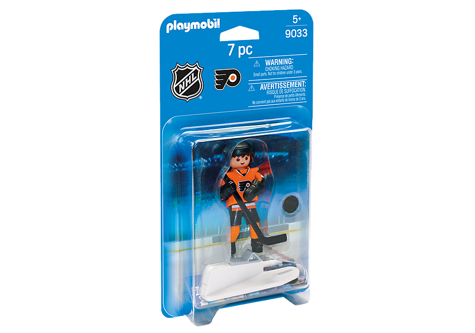 9033 NHL® Philadelphia Flyers® Player detail image 2