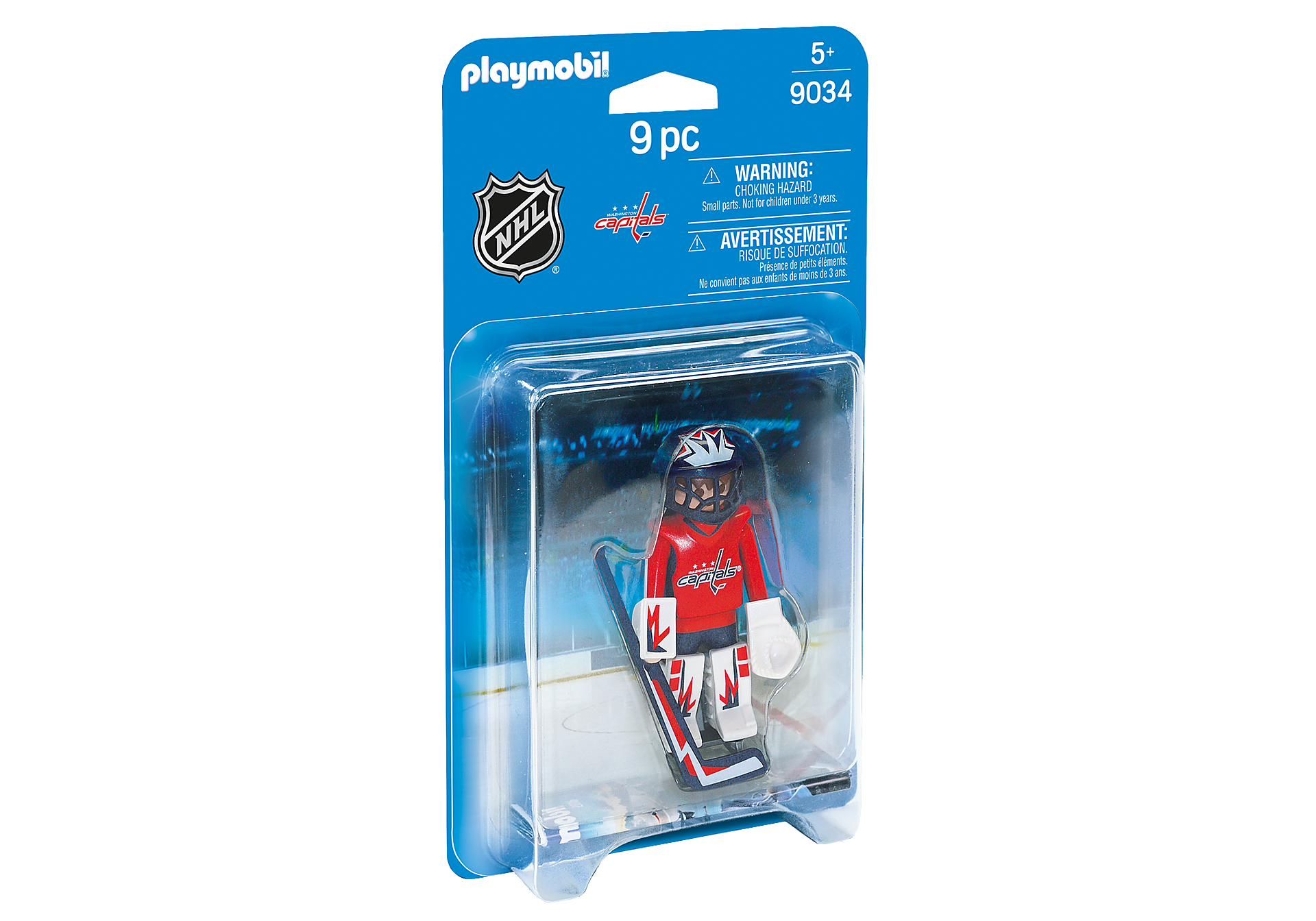 9034 NHL® Washington Capitals® Goalie zoom image2