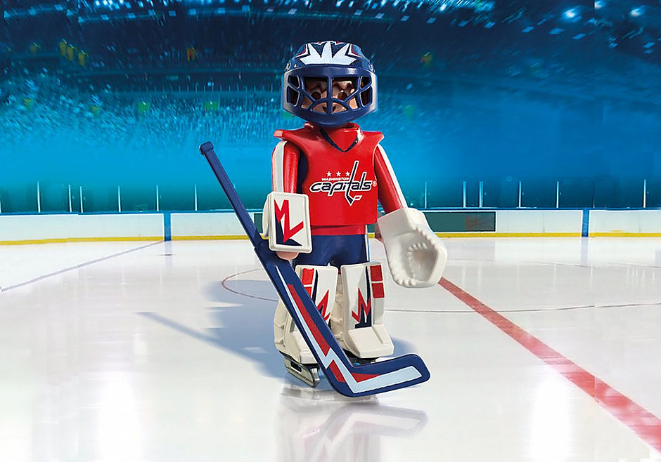 9034 NHL™ Washington Capitals™ Goalie detail image 1