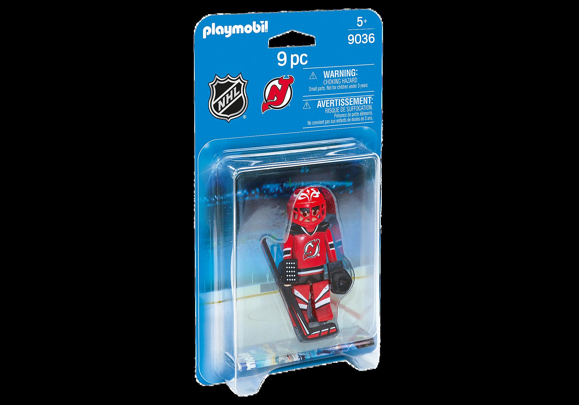 9036 NHL Portero New Jersey Devils zoom image2