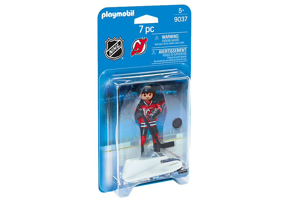 9037 NHL® New Jersey Devils® Player detail image 2