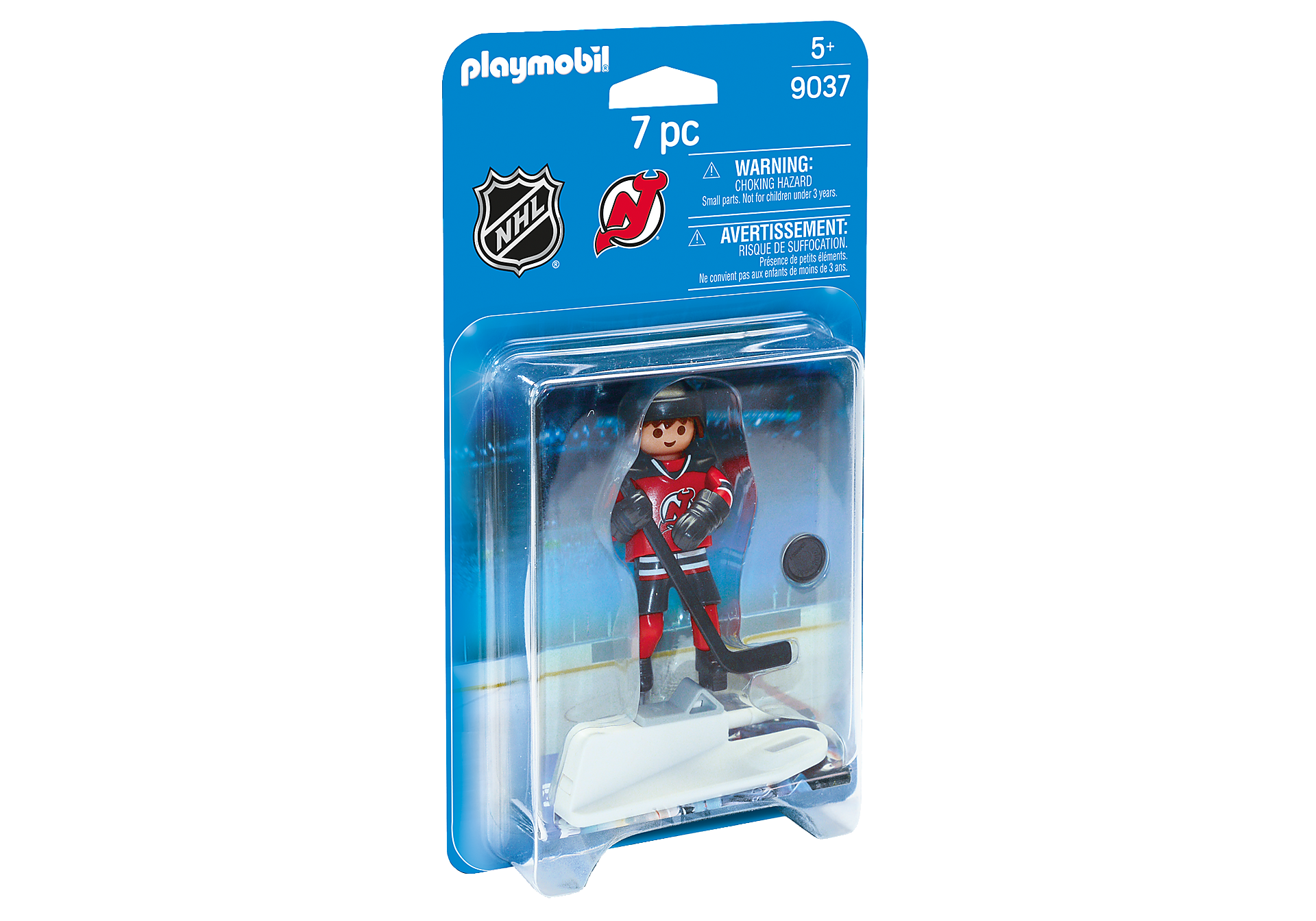 9037 NHL® New Jersey Devils® Player zoom image2
