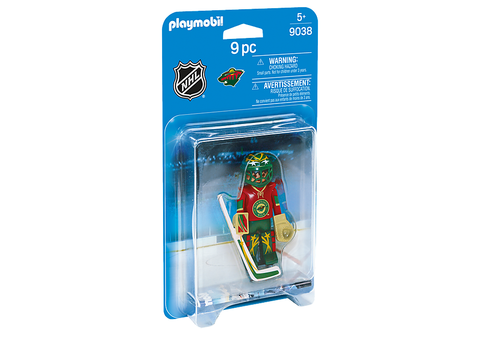 http://media.playmobil.com/i/playmobil/9038_product_box_front/NHL® Minnesota Wild® Goalie