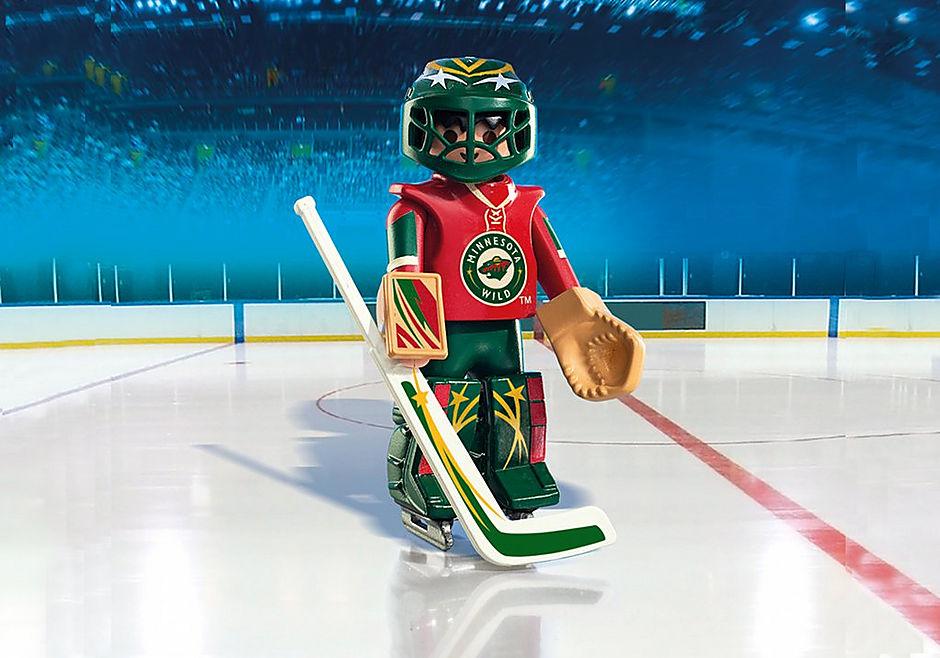 9038 NHL® Minnesota Wild® Goalie detail image 1