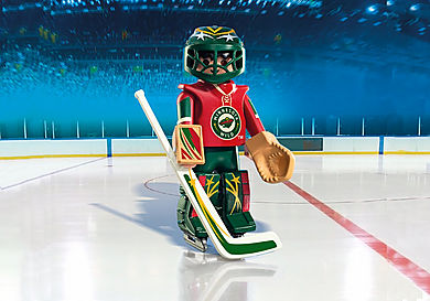 9038 NHL® Minnesota Wild® Goalie