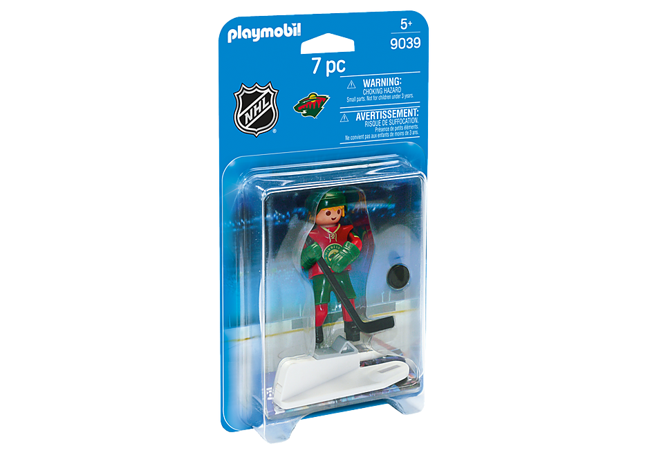 9039 NHL® Minnesota Wild® Player detail image 2