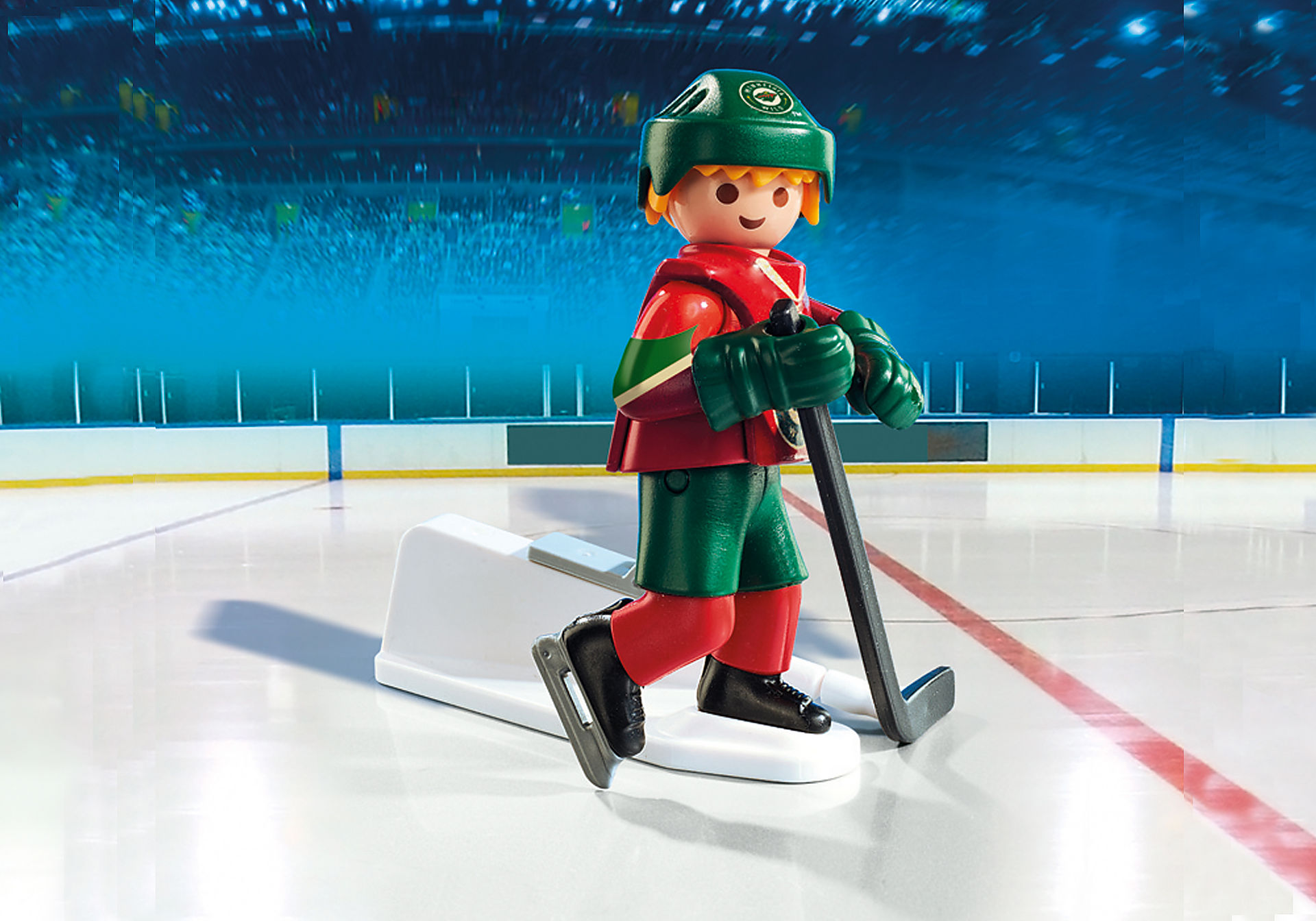 9039 NHL® Minnesota Wild® Player zoom image1