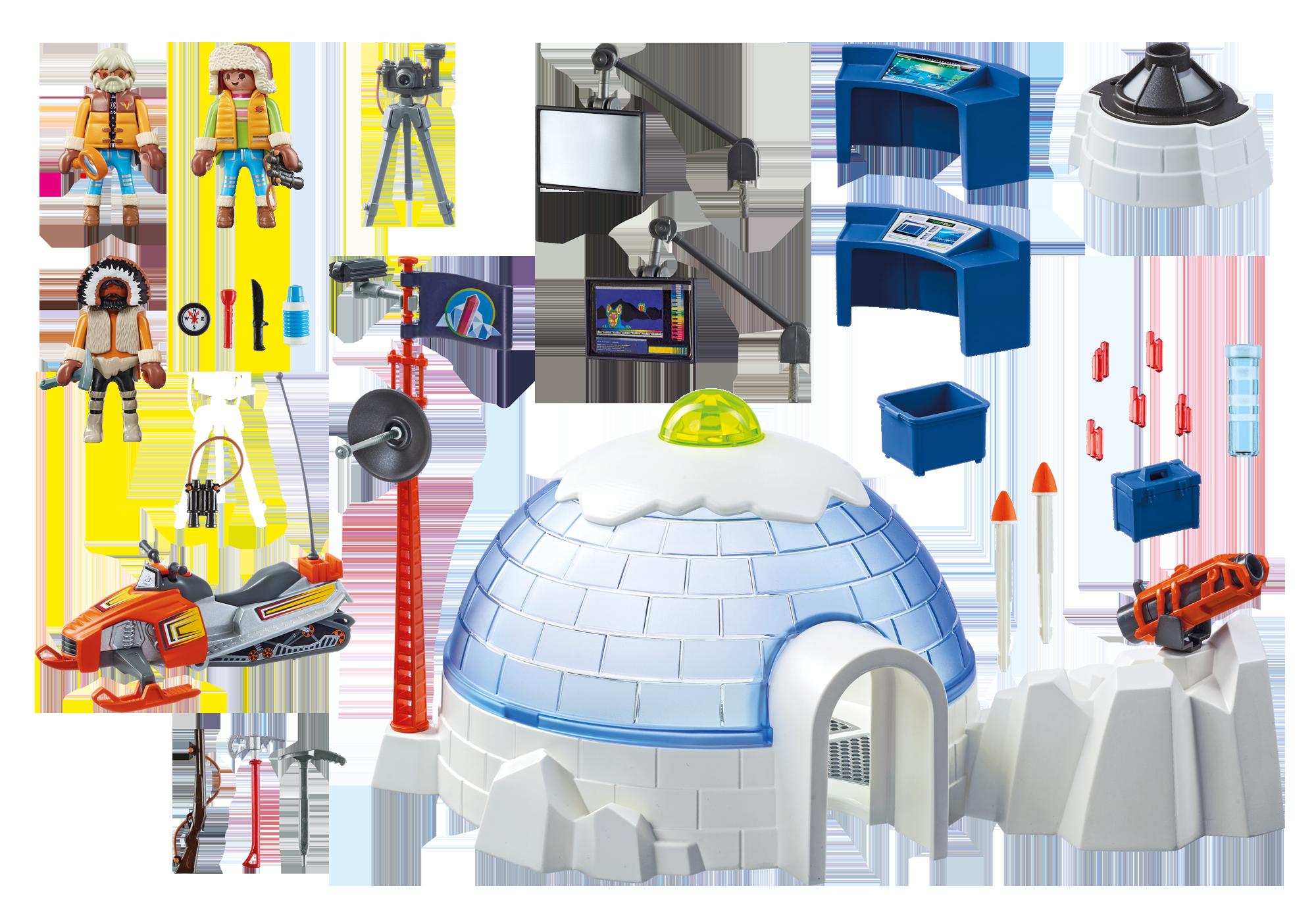 http://media.playmobil.com/i/playmobil/9055_product_box_back/Arctic Expedition Headquarters