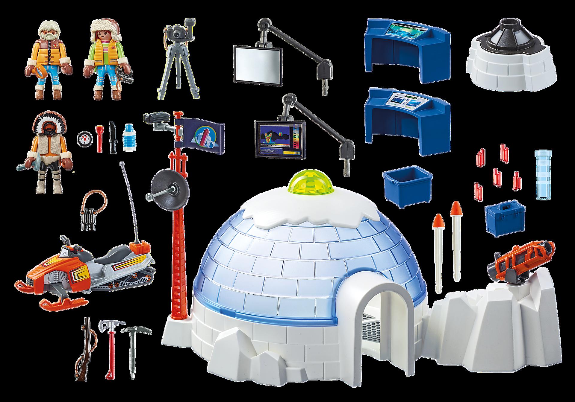 http://media.playmobil.com/i/playmobil/9055_product_box_back/Arctic Expedition Heatquarters