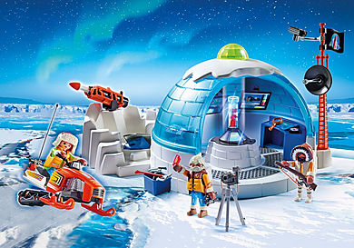 9055_product_detail/Polar Ranger Hauptquartier