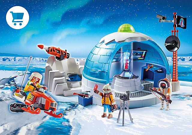 9055_product_detail/Quartier général des explorateurs polaires
