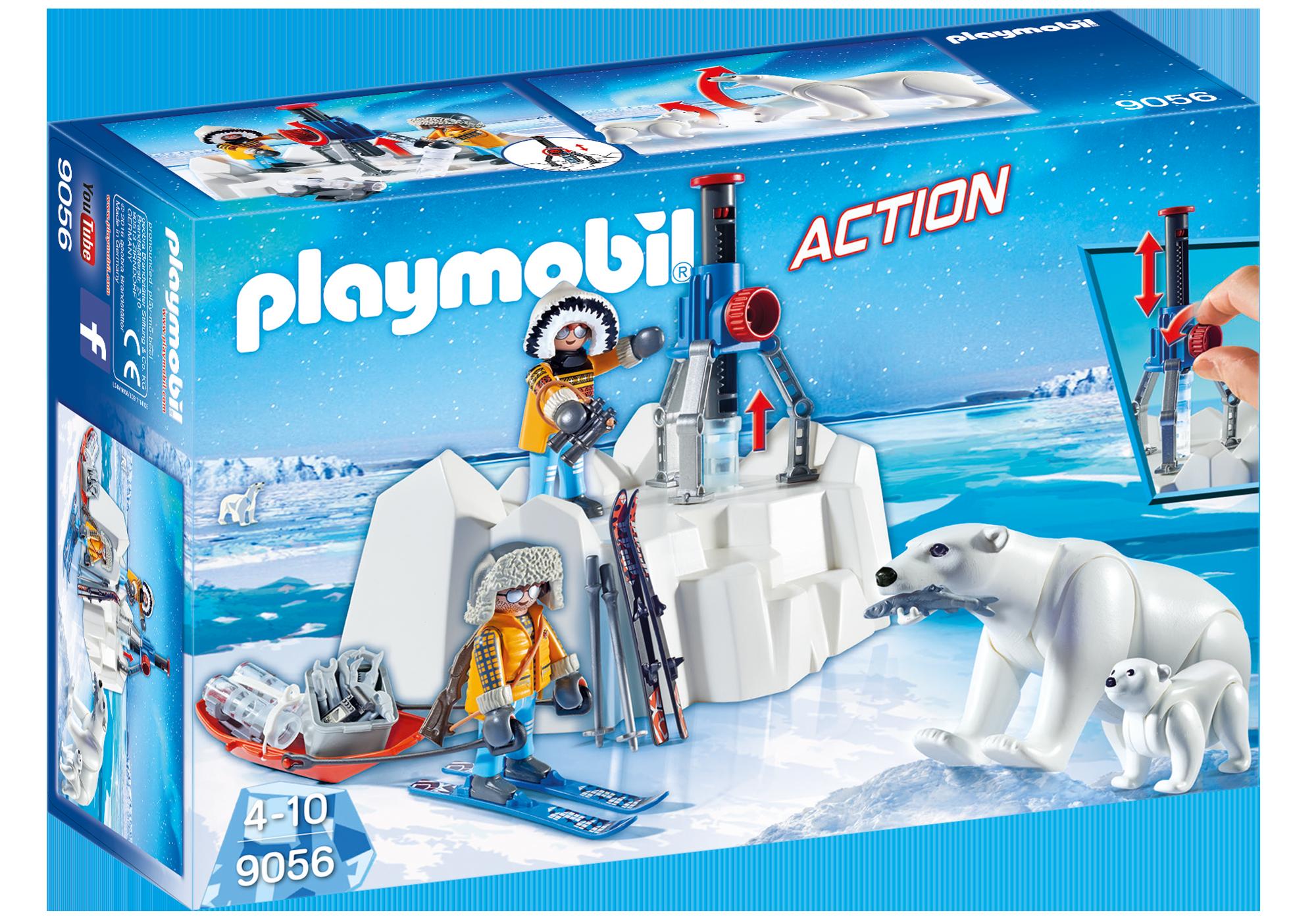 http://media.playmobil.com/i/playmobil/9056_product_box_front/Arctic Explorers with Polar Bears