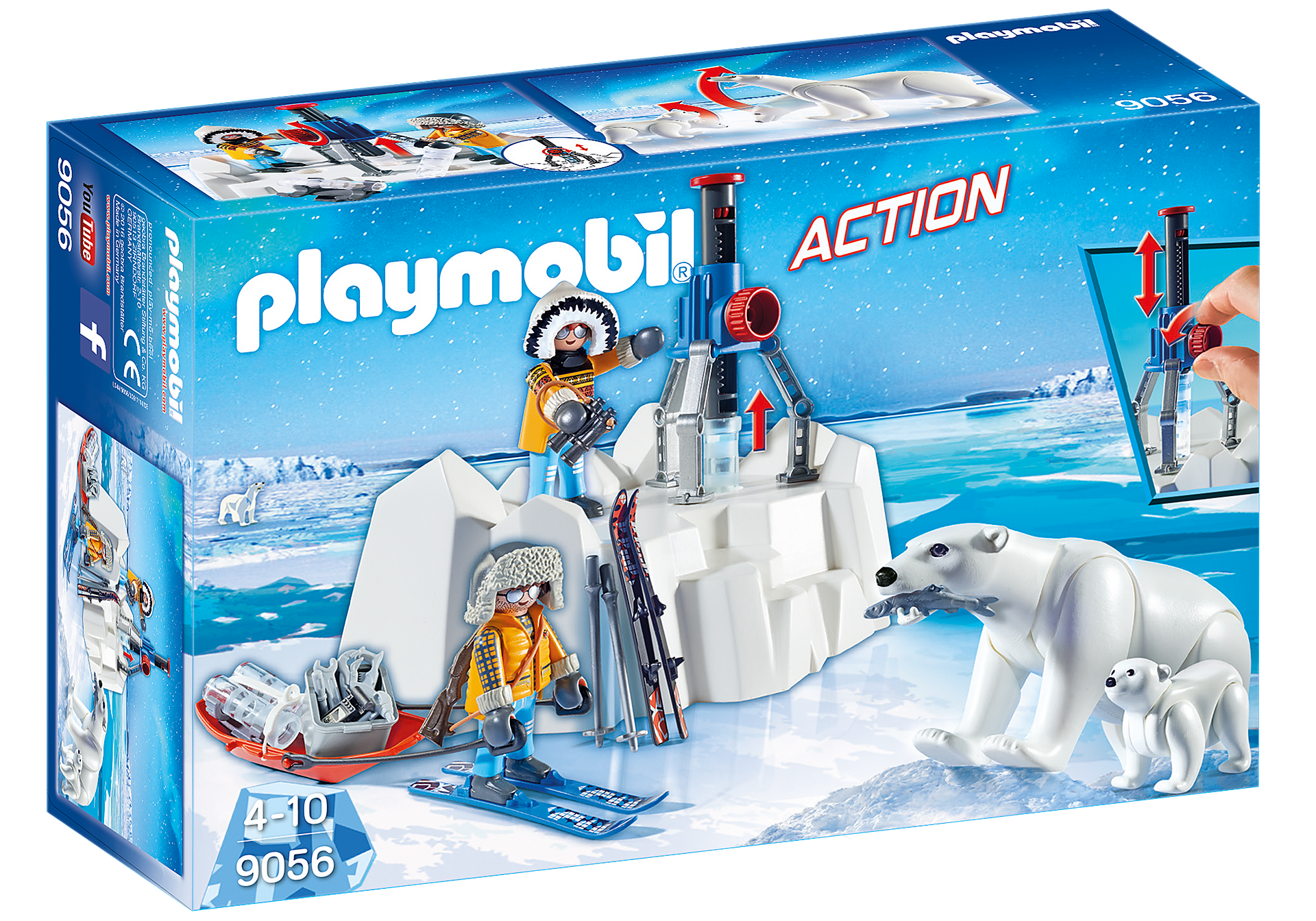 9056 Polar Ranger mit Eisbären zoom image3