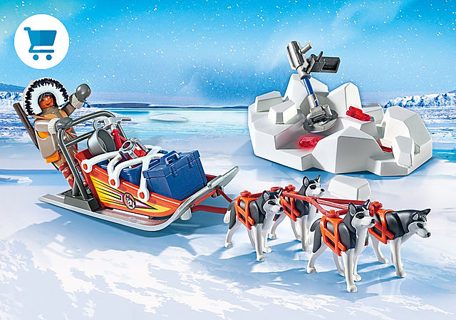 9057_product_detail/Husky-Drawn Sled