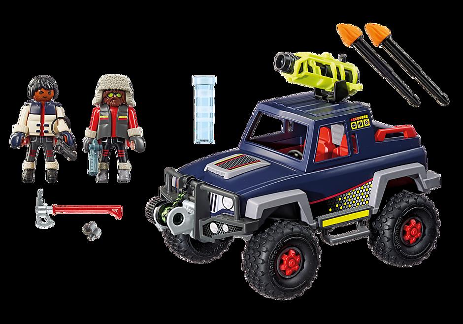 9059 Πειρατές του πάγου με όχημα 4Χ4 detail image 4