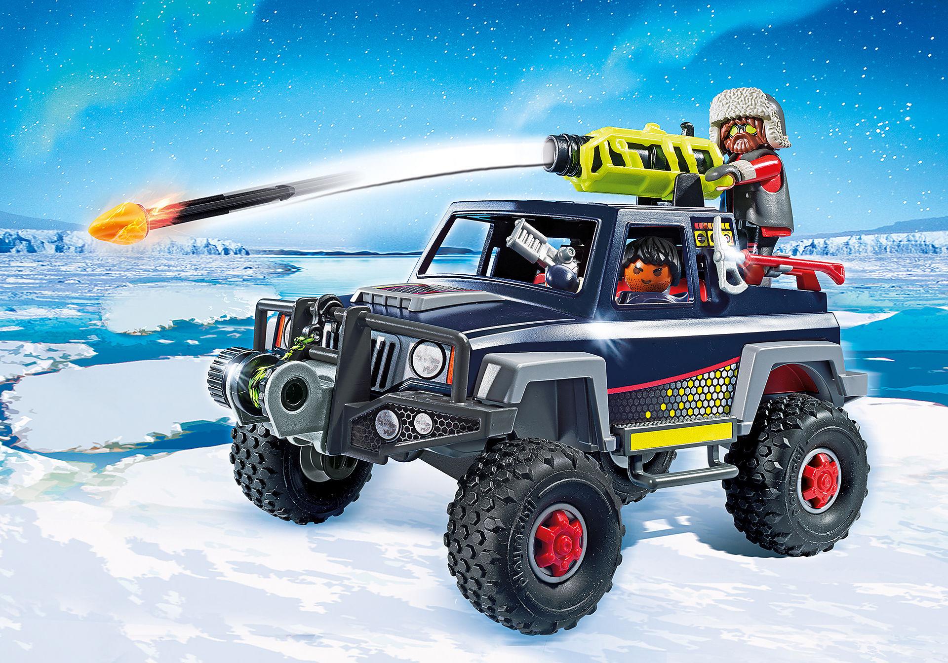 9059 Πειρατές του πάγου με όχημα 4Χ4 zoom image1