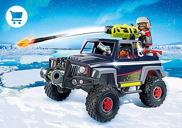 9059_product_detail/Ice Pirates with Snow Truck