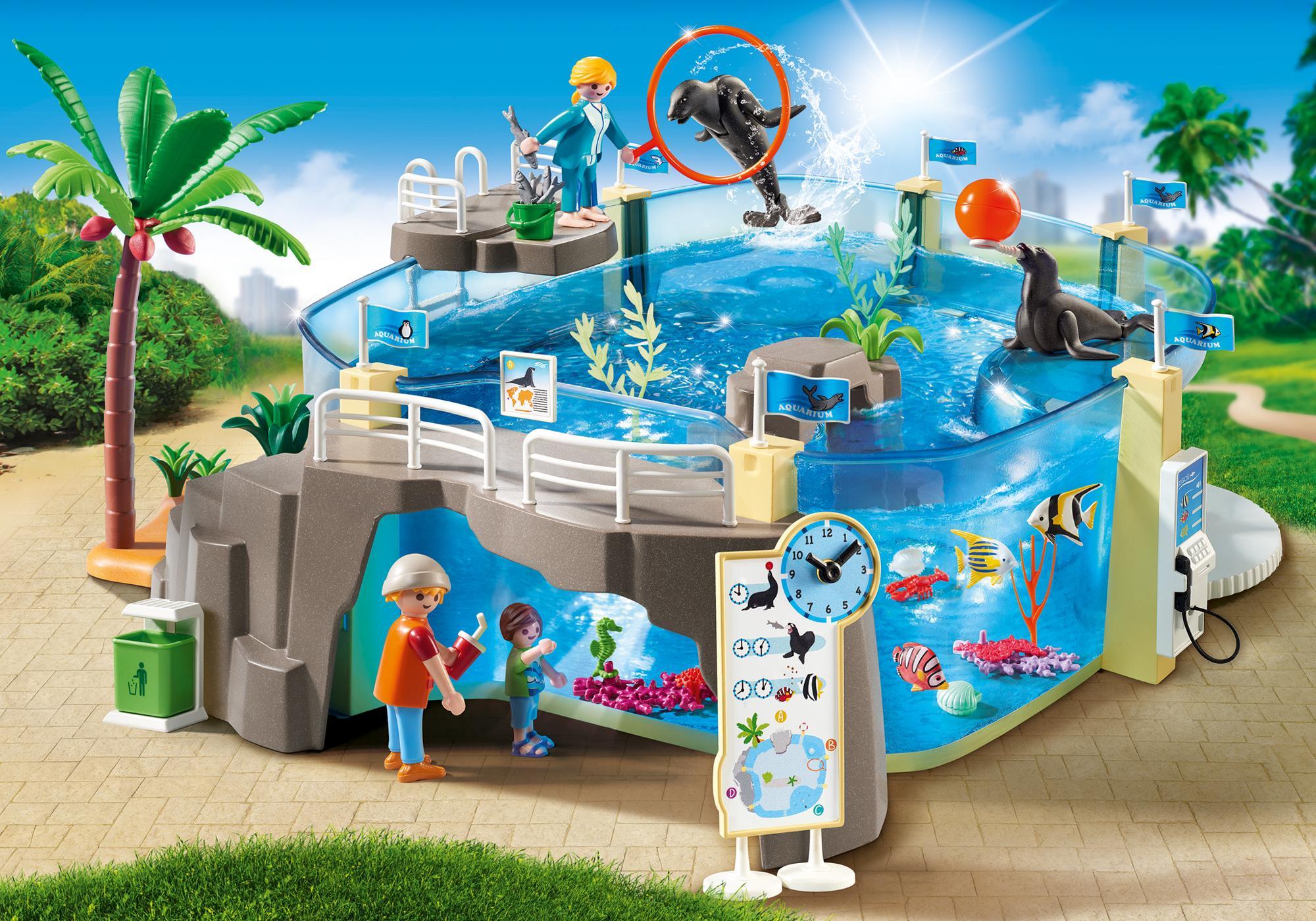 Wunderbar Playmobil Aquapark Ausmalbilder Galerie Malvorlagen Von
