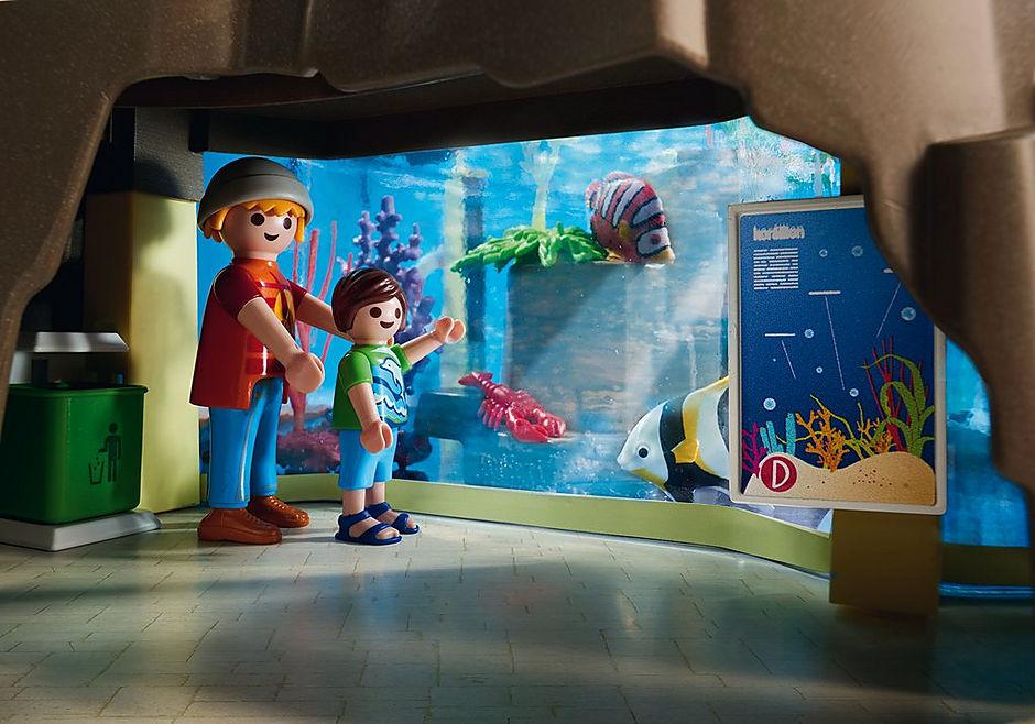 9060 Aquarium detail image 7