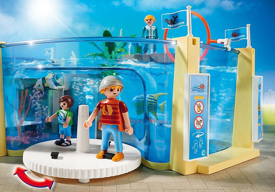 9060 Aquarium detail image 9