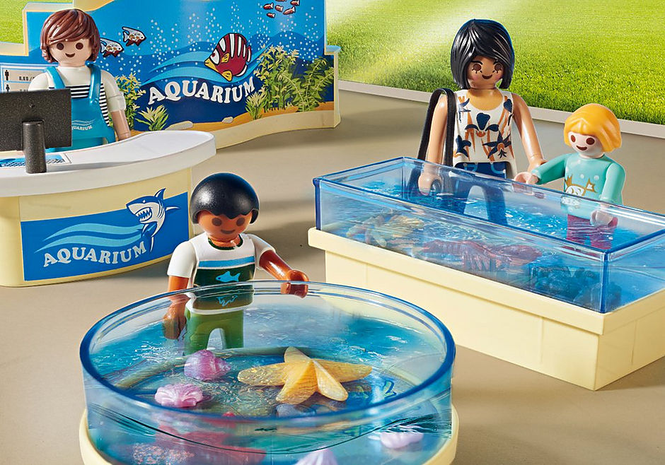 http://media.playmobil.com/i/playmobil/9061_product_extra2/Κατάστημα Ενυδρείου