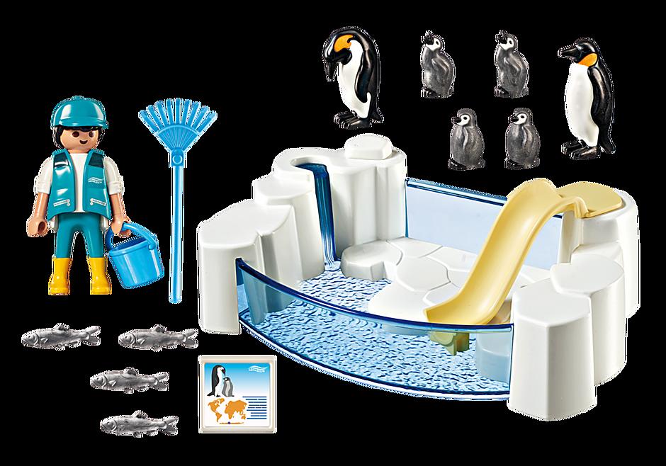 9062 Pinguinbecken detail image 4
