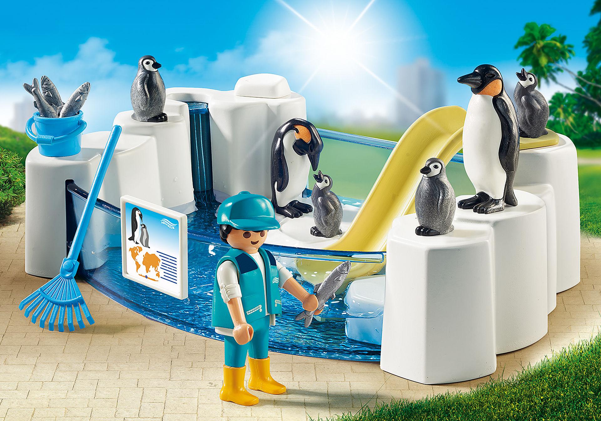 9062 Pingüinos  zoom image1