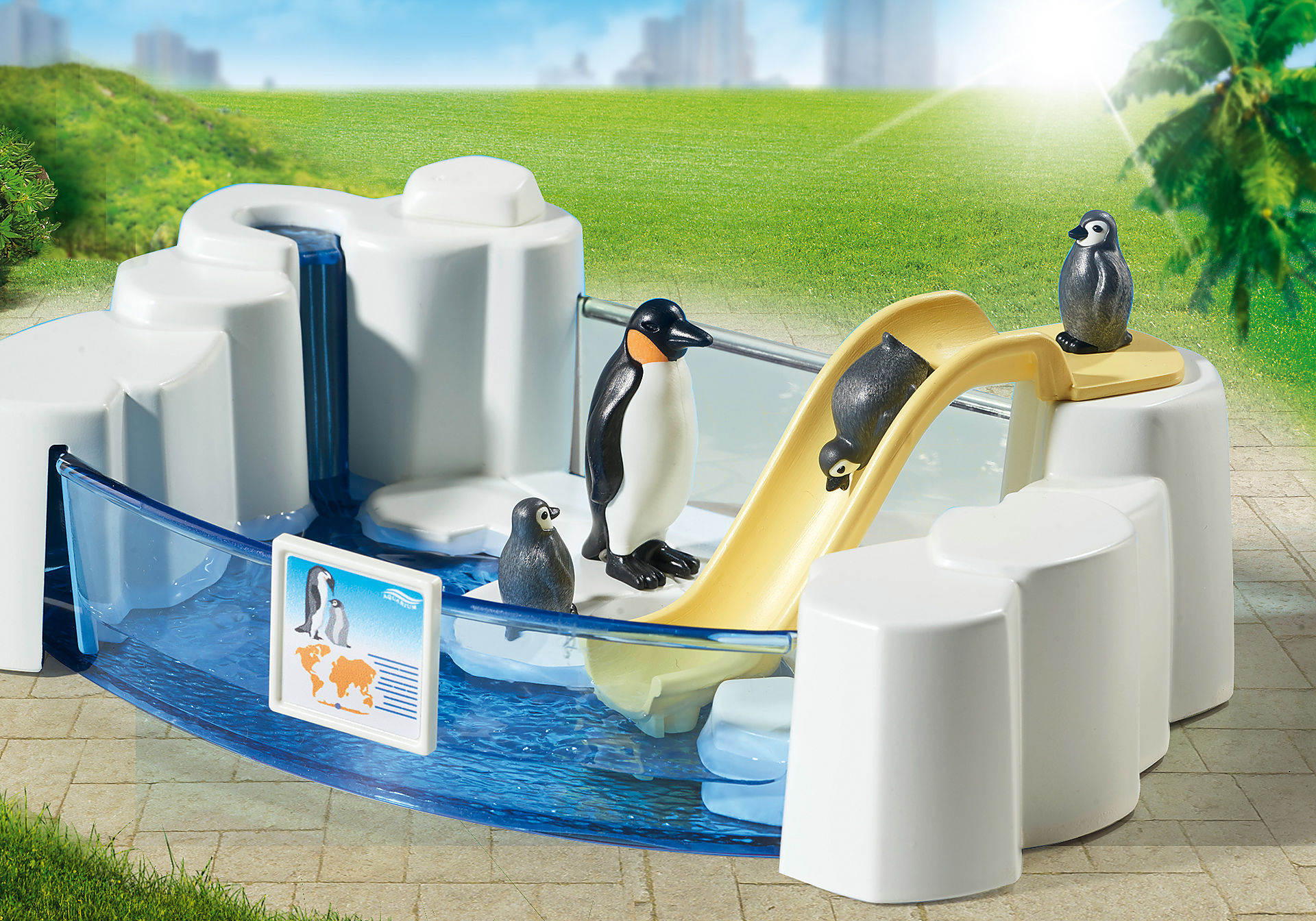9062 Basen dla pingwinów zoom image5