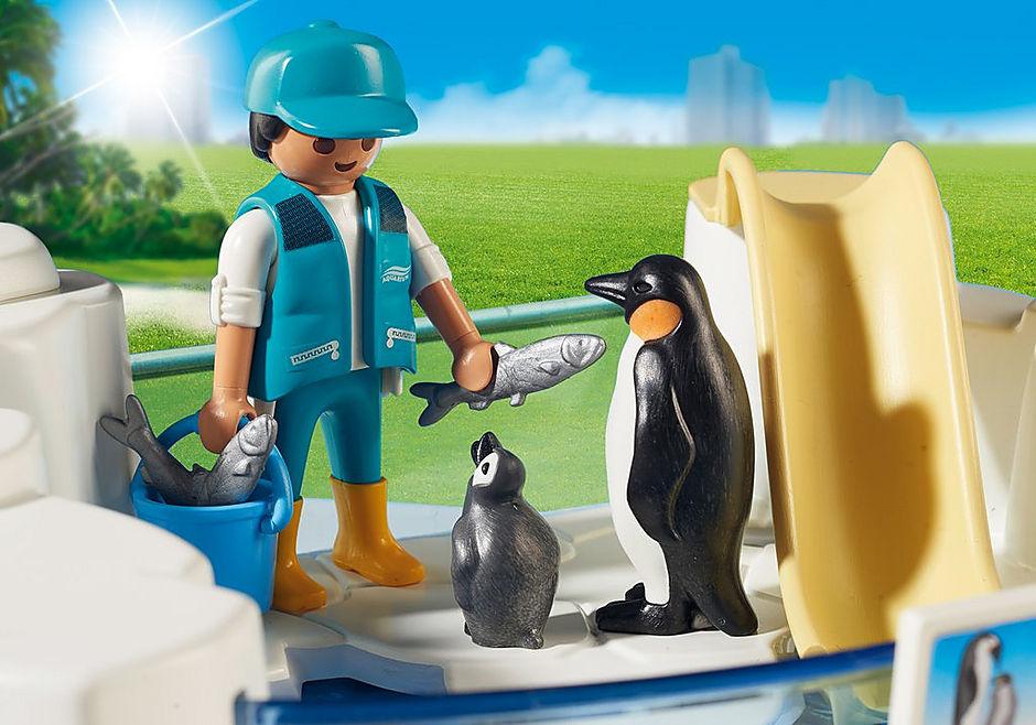 9062 Pinguinbecken detail image 6